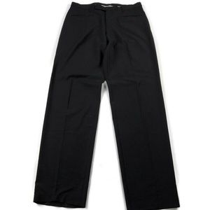 Dolce & Gabbana Mens 35X37 Black Dress Pants